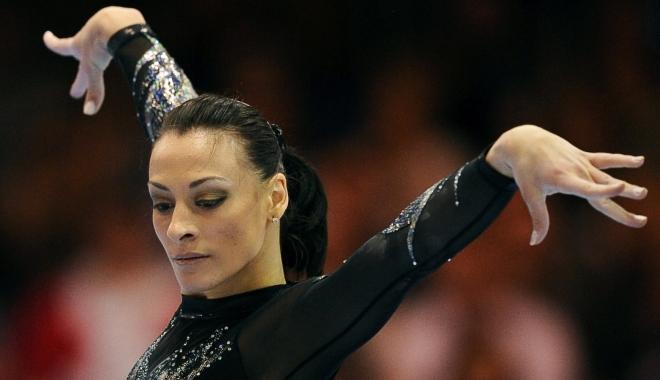 Foto: Gimnastică artistică. România participă la Cupa Mondială de la Baku