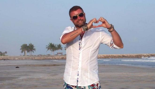 Foto: Cătălin Botezatu îşi lansează o nouă colecţie de modă, la Eforie Aqua Park