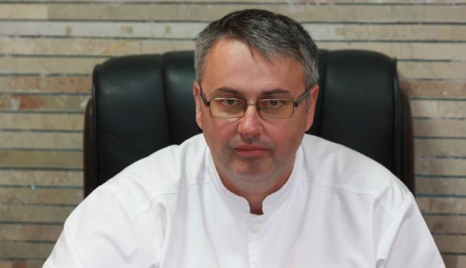 Foto: Cătălin Grasa  va susţine concursul pentru funcţia  de manager  al Spitalului Judeţean