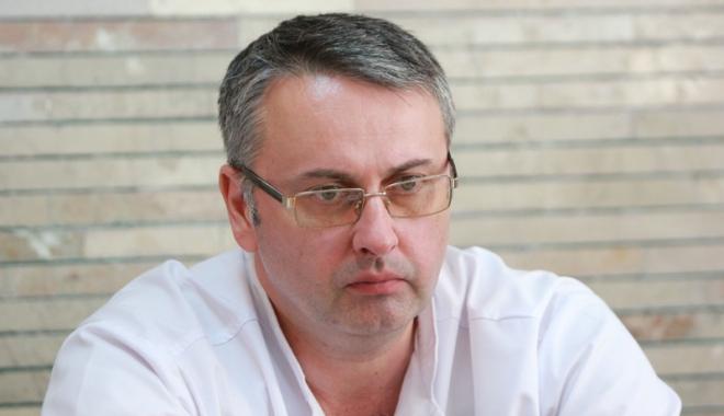 Foto: Concurs pentru şefia Spitalului Judeţean.  Dr. Cătălin Grasa  nu are contracandidaţi
