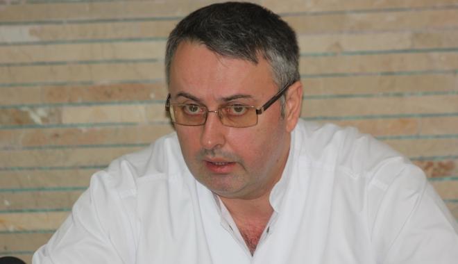 Foto: Dr. Grasa, numit director al spitalului pentru maxim trei ani