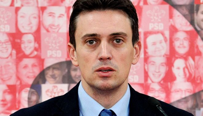 Foto: Europarlamentarul Cătălin Ivan va cere exluderea PSD din grupul socialiștilor europeni