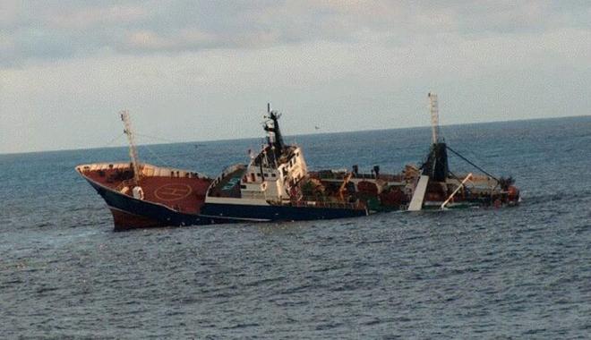 Foto: Catastrofele navale  de la Marea Neagră