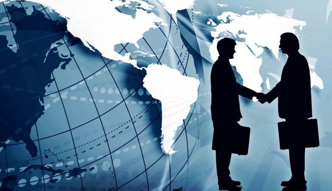 Foto: Cât şi ce mai exportă agenţii economici constănţeni