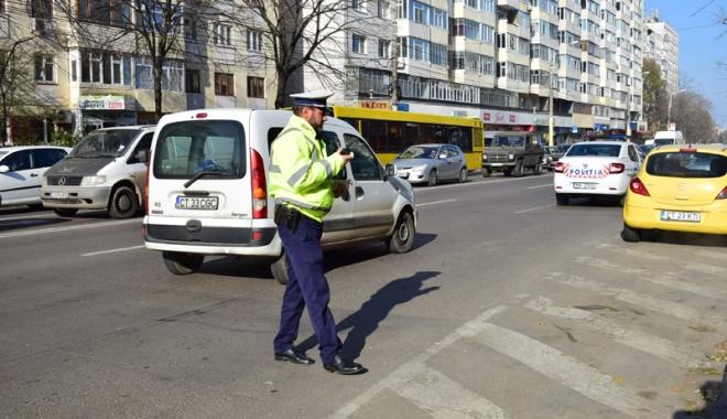 Foto: Căutat de poliţişti după ce a lovit o minoră pe trecerea de pietoni