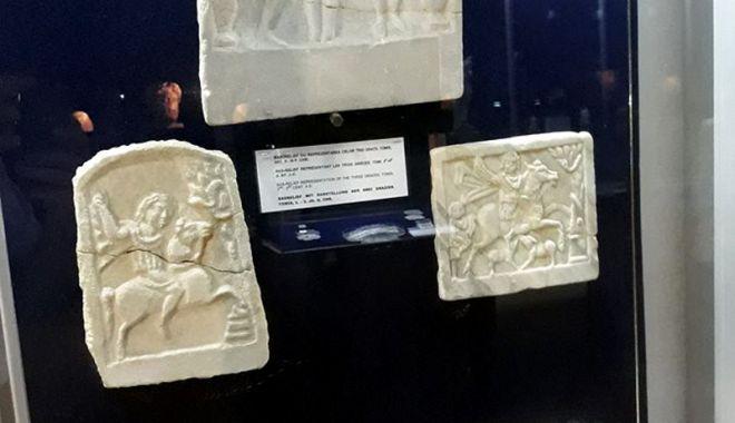 Comorile Muzeului de Istorie. Povestea cavalerilor traci de altădată - cavaleriitraci2-1536851355.jpg