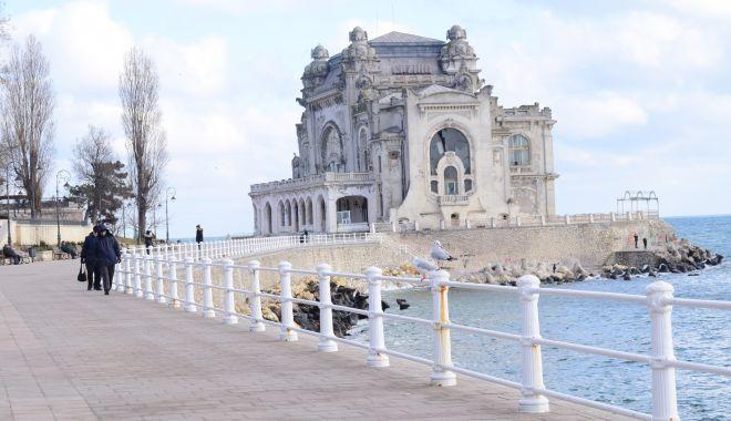 Primarul Făgădău apelează la constănțeni ca să stabilească soarta Cazinoului. Ce intenții are