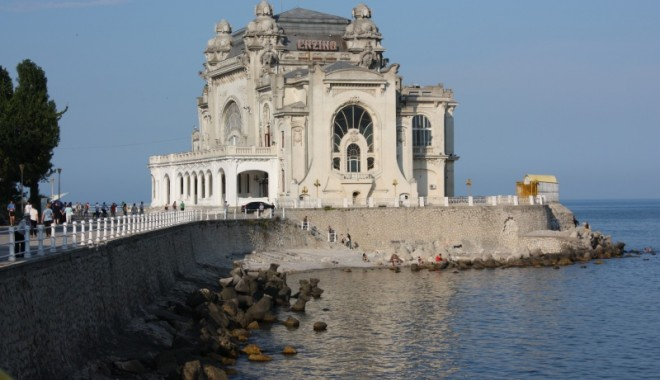 Foto: MDRT transferă Cazinoul din Constanţa în administrarea Primăriei