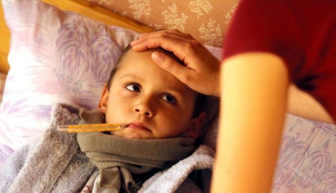 Foto: Meningita ia amploare la Constanţa