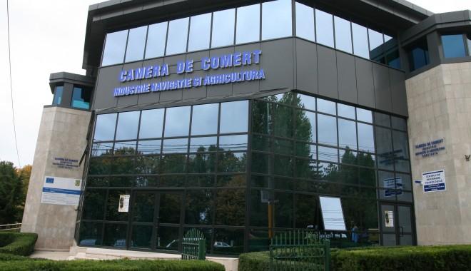 Foto: Constanţa / Sesiune de informare dedicată dezvoltării afacerilor IMM-urilor din judeţ