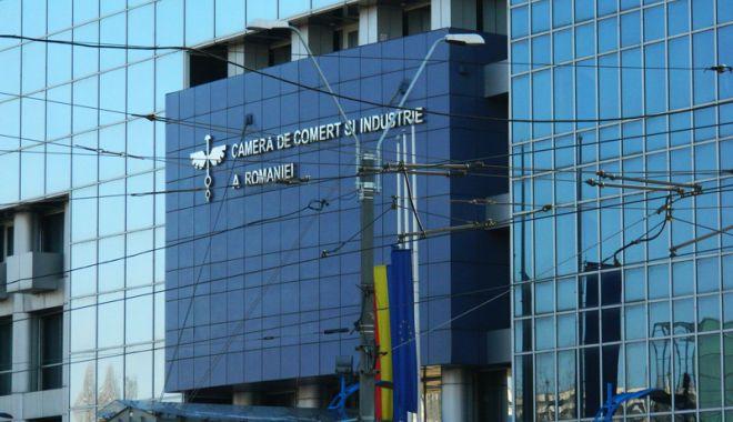 Foto: Camera de Comerț și Industrie a României condamnă decizia CNA de a închide  emisia postului Realitatea TV