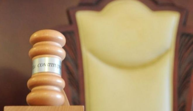 Foto: Statutul magistraților, declarat din nou neconstituțional
