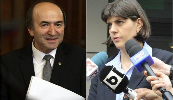 Foto: UPDATE. Sesizarea privind refuzul preşedintelui de a o revoca pe Kovesi a ajuns la CCR