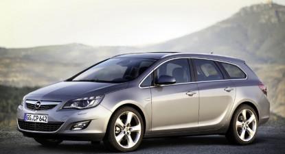 Foto: Rădăcini Motors aduce în premieră, la Constanţa, noul Opel Astra Sports Tourer