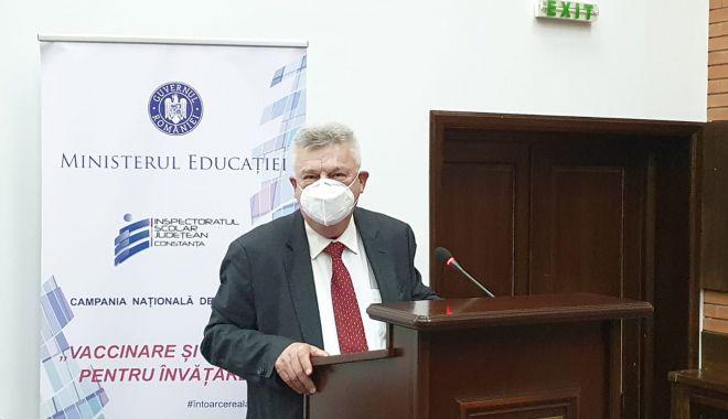 """Prof. dr. Sorin Rugină: """"Cei care nu doresc să se vaccineze ce așteaptă?"""" - cea8a73276b7428ea4853a28ee0e7d01-1619421009.jpg"""