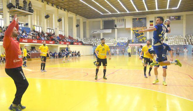 Foto: Ce adversară va avea HC Dobrogea Sud în finala pentru locul 5