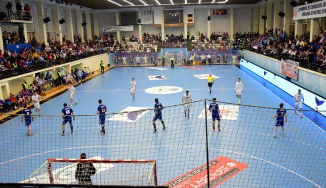 Foto: Ce adversare poate avea HC Dobrogea Sud în turul 2 al Cupei EHF
