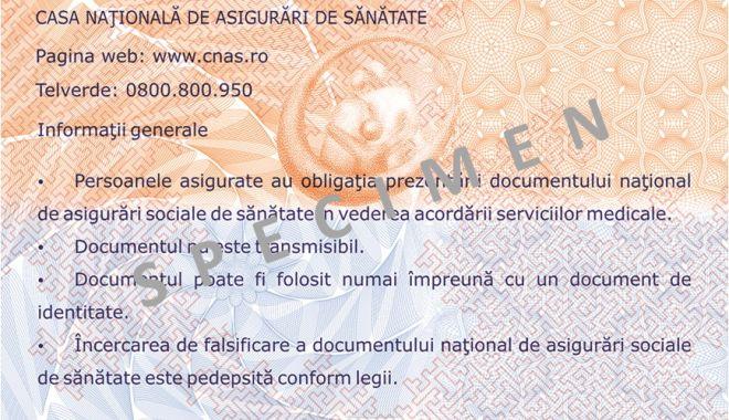 Foto: Veste importantă pentru toţi românii! Ce se întâmplă cu cardurile de sănătate