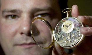 """Foto: """"C�l�torie �n lumea ceasurilor de alt�dat�"""""""