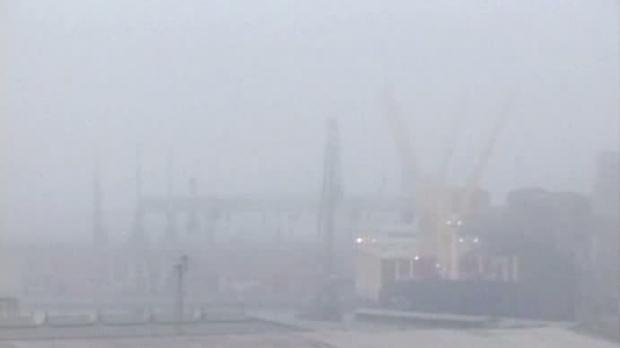 Foto: CEAŢA DĂ PESTE CAP activitatea din porturile constănţene!
