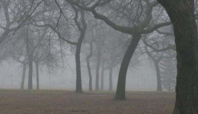 Foto: CONSTANŢA ESTE SUB COD GALBEN! Ce spun meteorologii