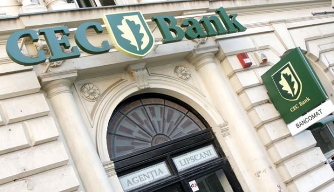Foto: Atac de tip phishing la CEC Bank. Banca a blocat 17.000 de carduri. Probleme şi la alte bănci