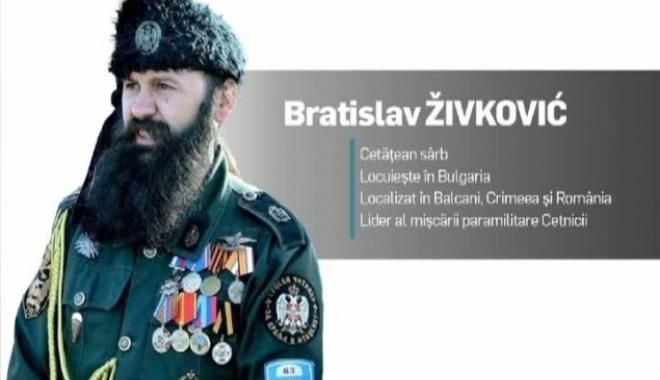 Foto: Spion sârb la Baza Kogălniceanu, deconspirat de SRI. ZIVKOVIC BRATISLAV, declarat indezirabil pentru o perioadă de 15 ani