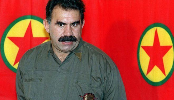 Foto: CEDO a respins plângerea avocaţilor lui Ocalan pentru rele tratamente în închisoare