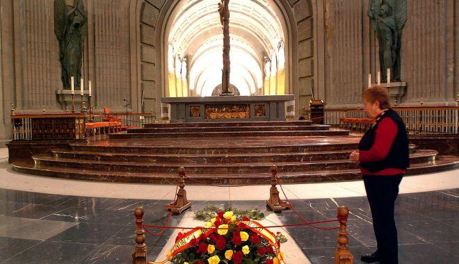 Foto: CEDO a respins cererea de suspendare a exhumării fostului dictator spaniol Franco