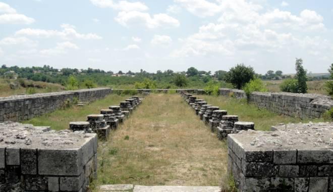 Foto: Descoperire senzaţională la Tropaeum Traiani. Ştim să valorificăm ruinele?