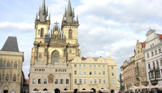 Foto: Măsuri de austeritate în Cehia