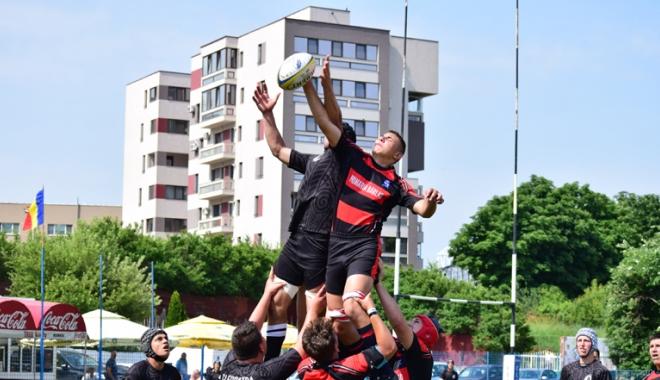 Foto: Cei mai valoroşi rugbişti U17 din Dobrogea,  convocaţi la Baia Mare