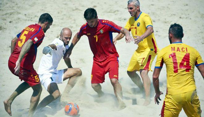 Foto: Cei mai buni pe plajă! Tricolorii s-au calificat la Jocurile Europene