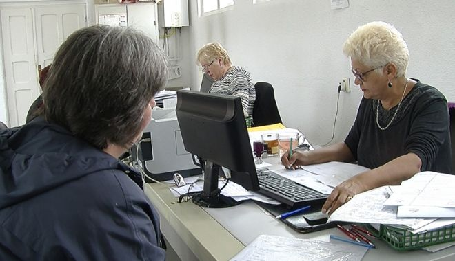 Foto: Cei mai mulţi şomeri angajaţi au peste 45 de ani