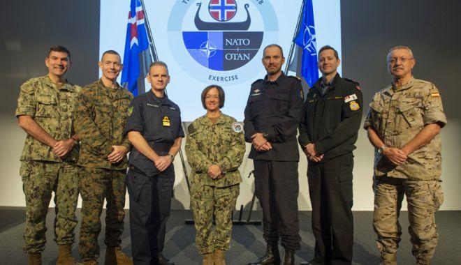 Foto: Cele mai ample manevre ale NATO de la încheierea  Războiului Rece, în Norvegia