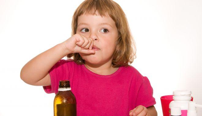 Foto: Care sunt cel mai des întâlnite afecțiuni în rândul copiilor