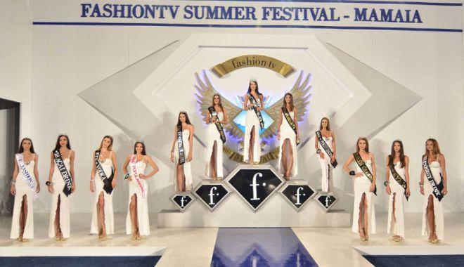 Cele mai frumoase modele de pe litoral, la Fashiontv Summer Festival - celemaifrumoasemodele2-1531410249.jpg