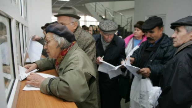 Foto: Iată unde sunt cele mai mari și cele mai mici pensii