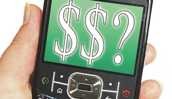 Foto: Veste bună! Mai puţine abuzuri în cazul SMS-urilor cu suprataxă