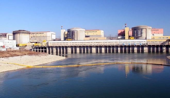 Foto: Cât a produs până acum  centrala de la Cernavodă