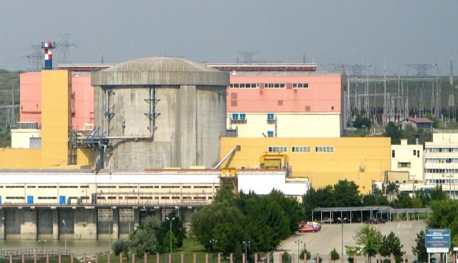 Foto: Reactorul 2 al Centralei Nucleare de la Cernavodă, oprit neplanificat