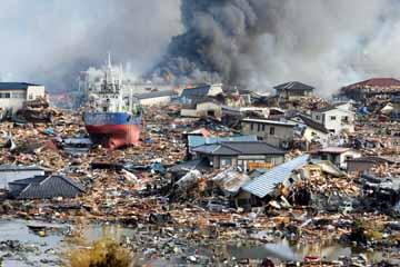 Foto: Centrala Fukushima este afectată în continuare de scurgeri radioactive