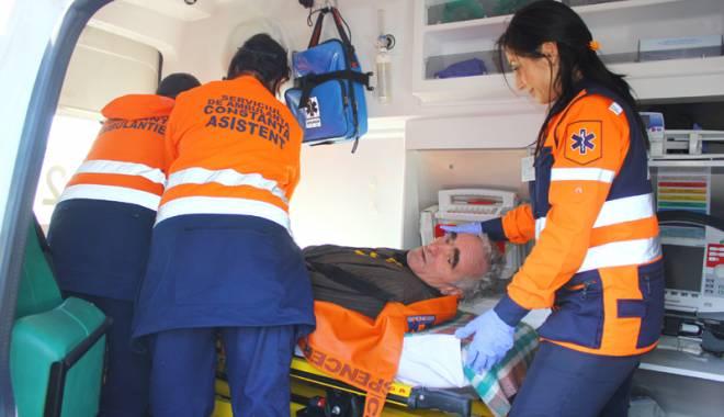 Foto: Centrele de permanenţă din Constanţa preiau pacienţii în stare gravă
