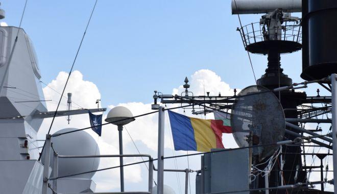 Foto: Eveniment important pentru ARMATA ROMÂNĂ. Un departament aparte al Forţelor Navale
