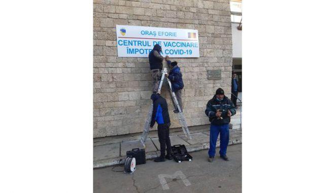 Centrul de vaccinare Eforie, la un pas de funcţionare - centrulvaccinareeforie-1611503037.jpg