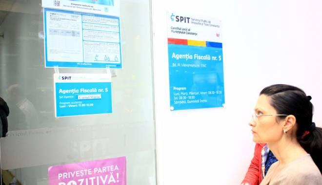 Foto: SPIT. Modalităţi de plată a taxelor locale prin telefon sau tabletă