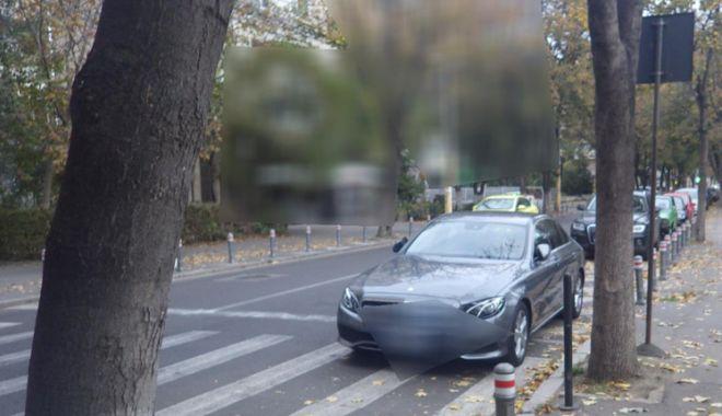 Foto: Ce rişti dacă opreşti maşina sau staţionezi neregulamentar în Constanţa