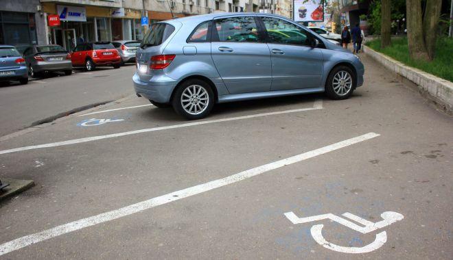Ce rişti dacă parchezi pe locul rezervat persoanelor cu handicap, în Constanţa - ceristihandicapati1-1555514512.jpg