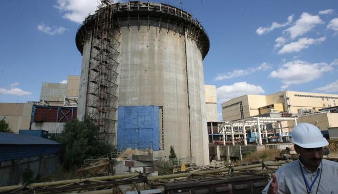 Foto: Reactorul 2 de la Cernavodă a fost reconectat