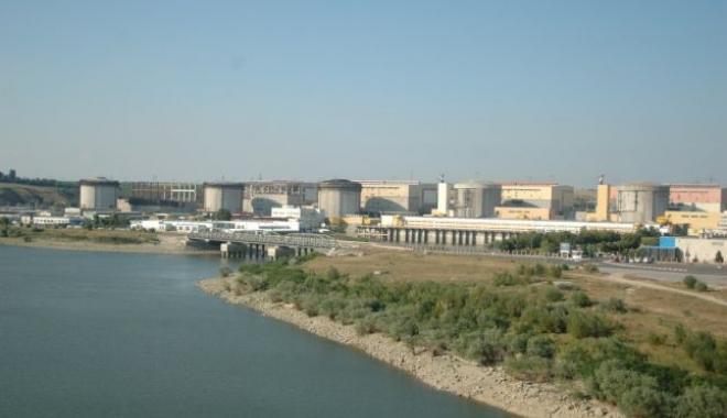 Foto: Unitatea 1 de la Centrala Cernavodă, deconectată de la Sistemul Energetic